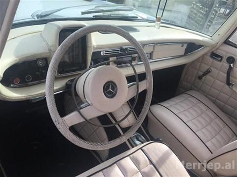 1965 Mercedes-Benz W 110 Bezhë Ne Shitje Foto 1