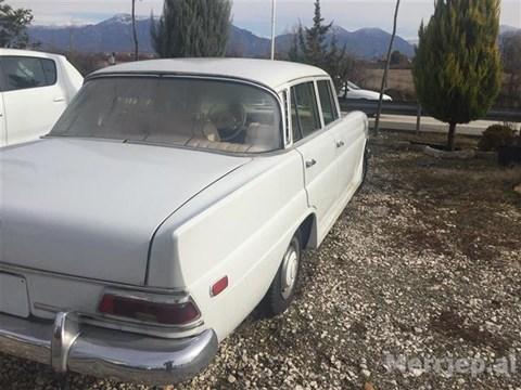 1965 Mercedes-Benz W 110 Bezhë Ne Shitje Foto 2