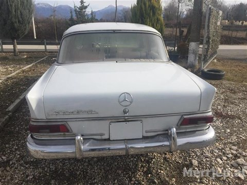 1965 Mercedes-Benz W 110 Bezhë Ne Shitje Foto 4