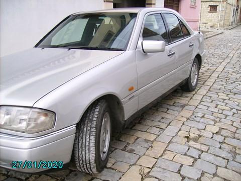 1994 Mercedes-Benz C E Argjendtë Ne Shitje Foto 3
