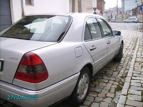 1994 Mercedes-Benz C E Argjendtë Ne Shitje Foto 4