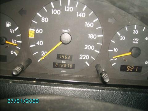 1994 Mercedes-Benz C E Argjendtë Ne Shitje Foto 6