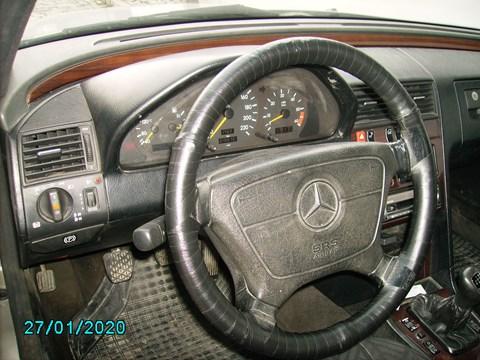1994 Mercedes-Benz C E Argjendtë Ne Shitje Foto 1