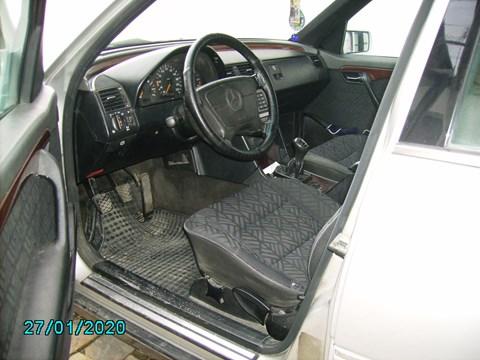 1994 Mercedes-Benz C E Argjendtë Ne Shitje Foto 2