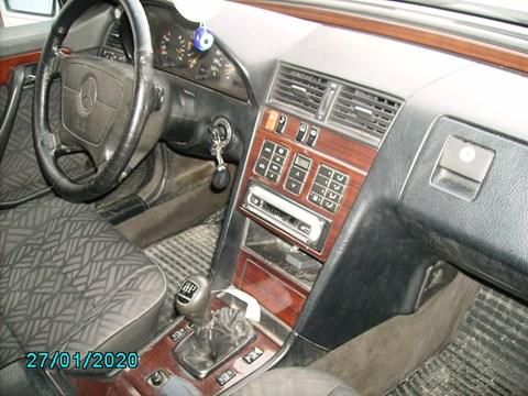 1994 Mercedes-Benz C E Argjendtë Ne Shitje Foto 5
