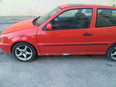 1996 Volkswagen Polo E Kuqe Ne Shitje Foto 3
