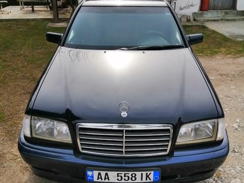 1999 Mercedes-Benz C Blu Ne Shitje Foto 3