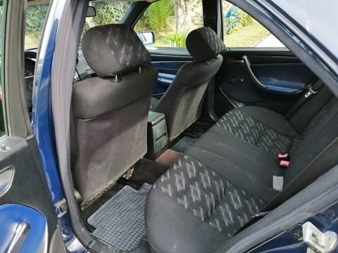 1999 Mercedes-Benz C Blu Ne Shitje Foto 6