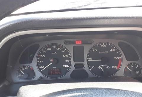 1999 Peugeot 306 E Argjendtë Ne Shitje Foto 3