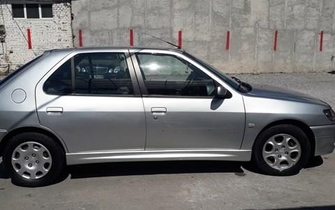 1999 Peugeot 306 E Argjendtë Ne Shitje Foto 4