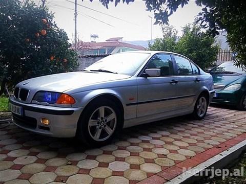 2000 BMW 318 E Argjendtë Ne Shitje Foto 1