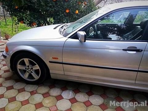 2000 BMW 318 E Argjendtë Ne Shitje Foto 3