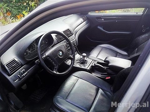 2000 BMW 318 E Argjendtë Ne Shitje Foto 4