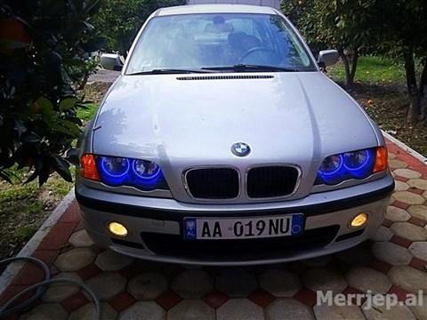 2000 BMW 318 E Argjendtë Ne Shitje Foto 5