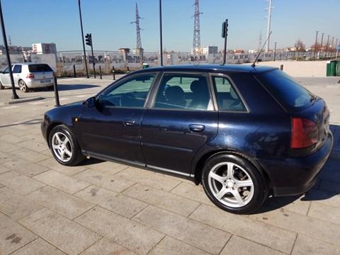 2001 Audi A3 Blu Ne Shitje Foto 5
