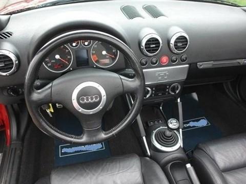 2001 Audi TT E Kuqe Ne Shitje Foto 2