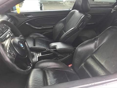 2001 BMW 320 Blu Ne Shitje Foto 2