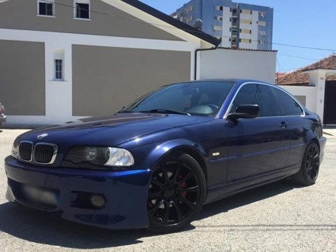 2001 BMW 320 Blu Ne Shitje Foto 6
