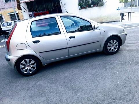 2001 Fiat Punto E Argjendtë Ne Shitje Foto 1