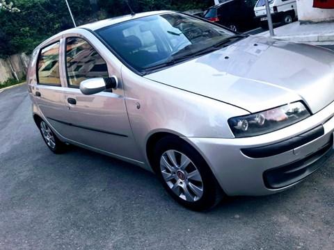 2001 Fiat Punto E Argjendtë Ne Shitje Foto 2
