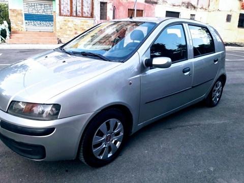 2001 Fiat Punto E Argjendtë Ne Shitje Foto 5