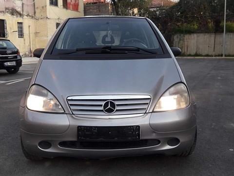 2001 Mercedes-Benz A E Argjendtë Ne Shitje Foto 1