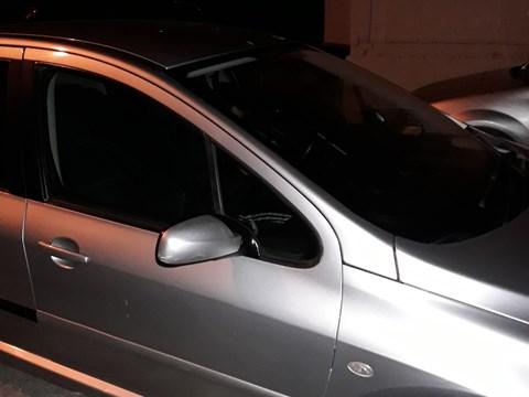 2001 Peugeot 307 E Argjendtë Ne Shitje Foto 1