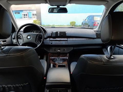 2002 BMW X5 E Argjendtë Ne Shitje Foto 2
