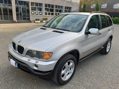 2002 BMW X5 E Argjendtë Ne Shitje Foto 5