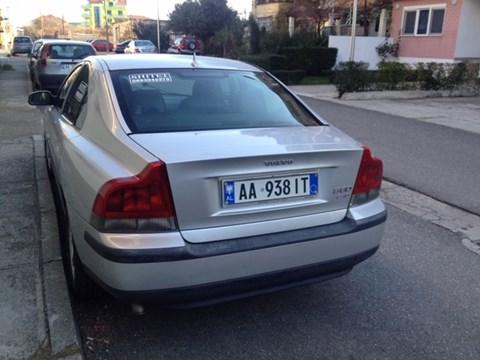 2002 Volvo S60 E Argjendtë Ne Shitje Foto 3