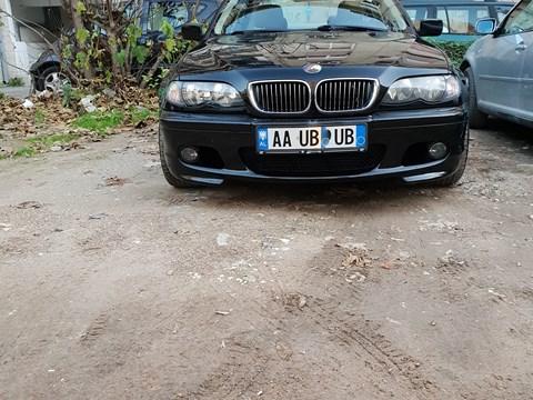 2003 BMW 320 E Zezë Ne Shitje Foto 2