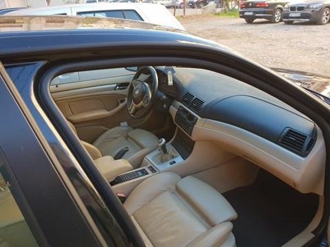 2003 BMW 320 E Zezë Ne Shitje Foto 4