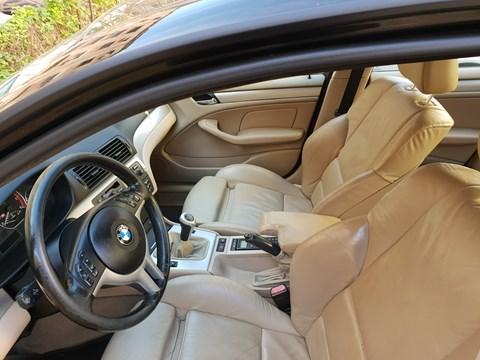 2003 BMW 320 E Zezë Ne Shitje Foto 5