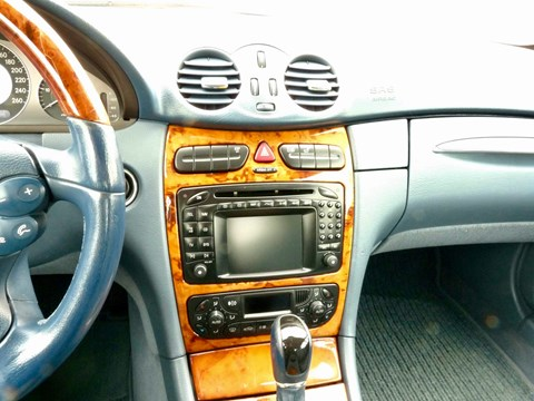 2003 Mercedes-Benz CLK E Kaltër Ne Shitje Foto 4
