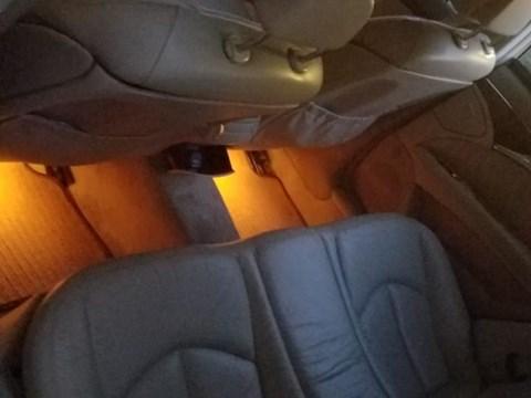 2003 Mercedes-Benz E Blu Ne Shitje Foto 2