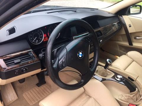 2004 BMW 545 E Zezë Ne Shitje Foto 2