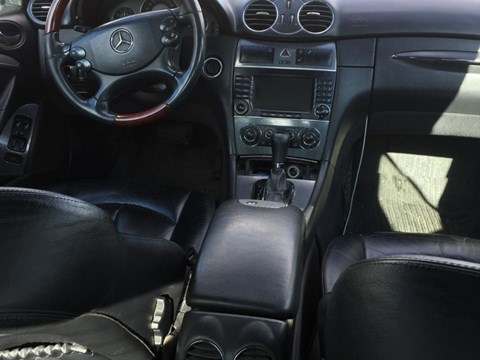 2004 Mercedes-Benz CLK GTR E Argjendtë Ne Shitje Foto 3