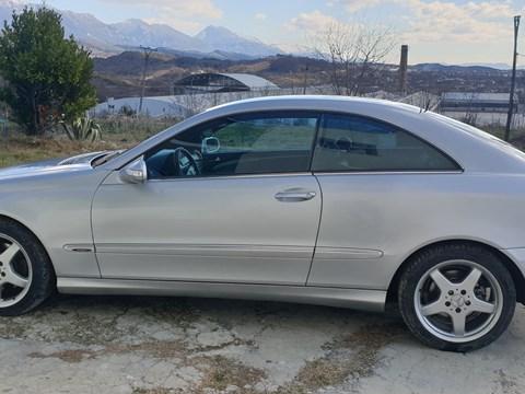 2004 Mercedes-Benz CLK GTR E Argjendtë Ne Shitje Foto 5