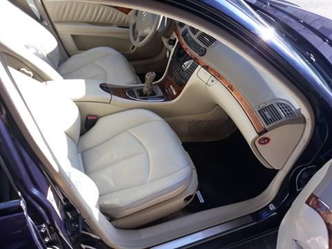 2004 Mercedes-Benz E E Kaltër Ne Shitje Foto 3
