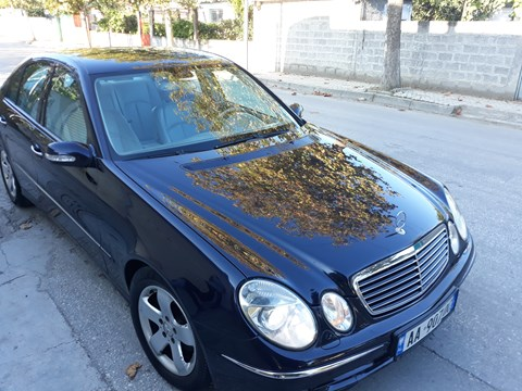 2004 Mercedes-Benz E E Kaltër Ne Shitje Foto 4