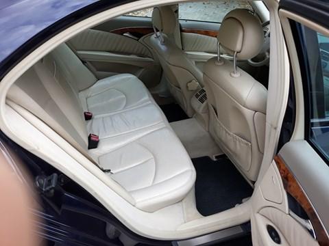 2004 Mercedes-Benz E E Kaltër Ne Shitje Foto 5