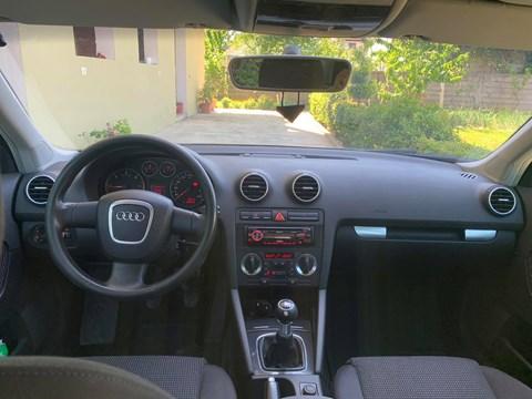 2005 Audi A3 E Zezë Ne Shitje Foto 3
