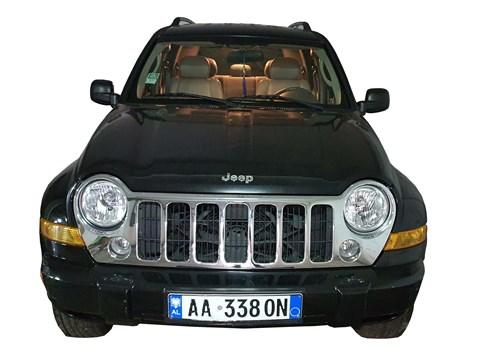 2005 Jeep Cherokee E Zezë Ne Shitje Foto 1