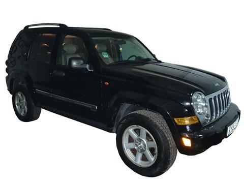 2005 Jeep Cherokee E Zezë Ne Shitje Foto 2