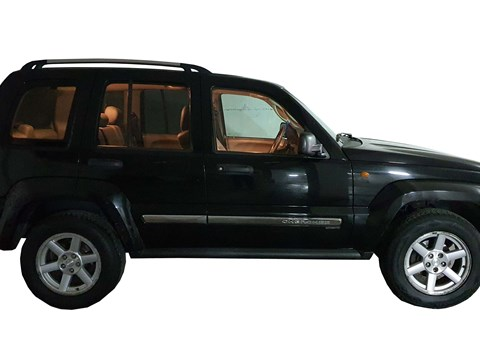 2005 Jeep Cherokee E Zezë Ne Shitje Foto 3