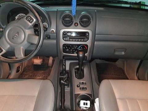 2005 Jeep Cherokee E Zezë Ne Shitje Foto 4