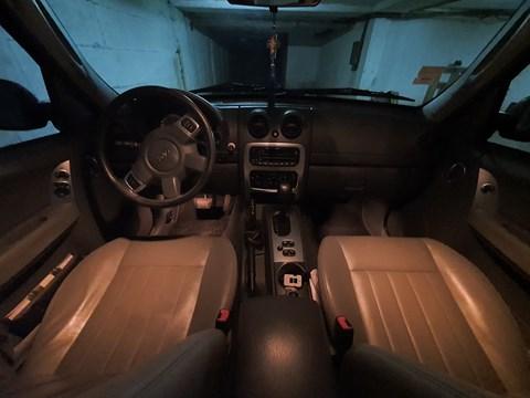 2005 Jeep Cherokee E Zezë Ne Shitje Foto 6