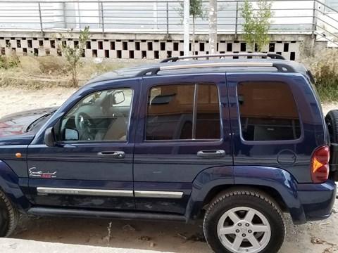 2006 Jeep Cherokee Blu Ne Shitje Foto 3