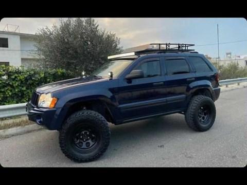2006 Jeep Grand Cherokee Blu Ne Shitje Foto 1