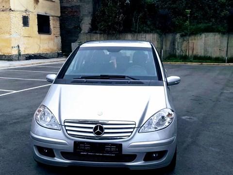 2006 Mercedes-Benz A E Argjendtë Ne Shitje Foto 1